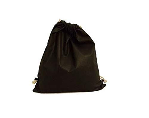 TUZECH Bolsa de zapatos negra y beige y organizador multiusos (6 piezas)
