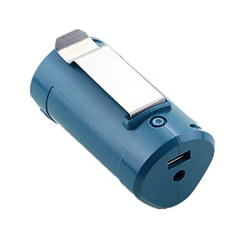 YANHAI Haiyan Store 1 2V USB Adaptateur de Chargeur Ajustement de Remplacement pour Makita PE00000020 Veste chauffante de convertisseur LI-ION Pile DE Source DE Source DE Source
