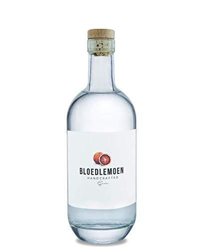 Bloedlemoen - Gin aus Südafrika/handgeschälte Blutorange/Wacholder/außergewöhnlicher Gin & Tonic Genuss/handcrafted 40% Vol (Flasche)
