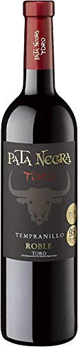 Pata Negra Roble - Vino Tinto D.O. Toro - 1 Botella x 750 ml