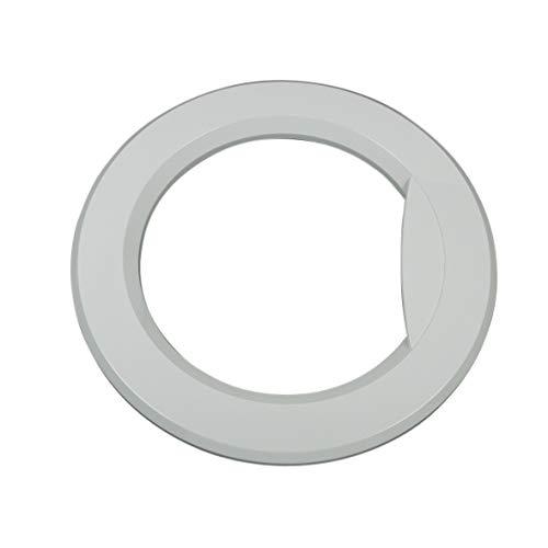 Türring außen Ring Bullauge weiß Waschmaschine Frontlader ORIGINAL Gorenje 154520 passend WA50100 SWA50060 GWA1100 GWA850 MWA50080 KWA50060 SWA50130 MWS40100 ELBA50080 LA6120 WS40089 WWA50085 PK714D