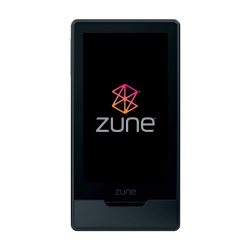 Zune HD 16 GB Video MP3 Player (Black)