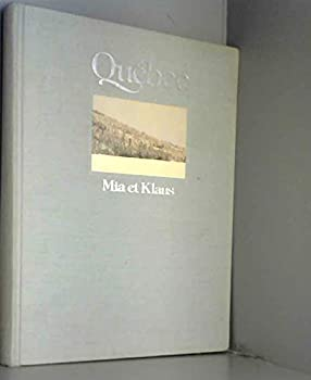 Paperback Quebec [French] Book