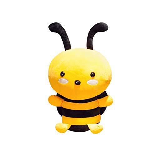 HUOQILIN Knuffel pop kussen pop Bee geschenken (Size : 60cm)