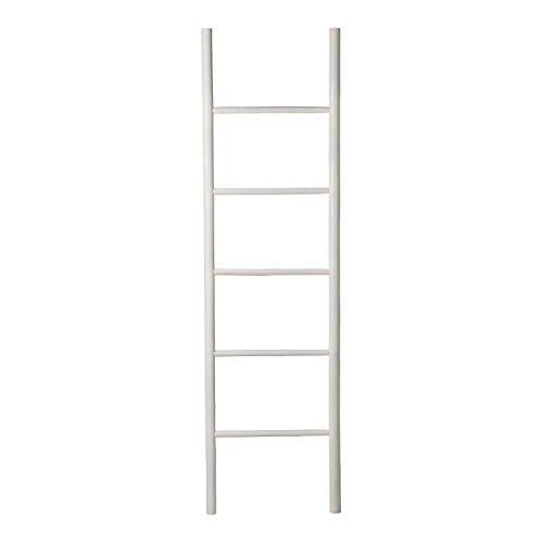 SKLUM Escalera Leit Bambú Blanco - (Elige Color)