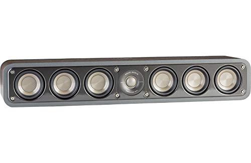 Lowest Price! Polk S35 Classic Brown Walnut Slim Center Speaker