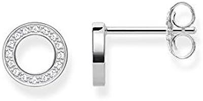 Thomas Sabo - Boucles d'Oreilles - Argent Sterling 925 - Diamant - D_H0018-725-14