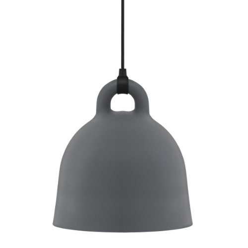 Suspension Bell Lamp - Grand Gris