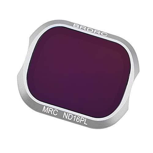 FLAMEER Sostituzione del Filtro dell'obiettivo della Fotocamera in Vetro Ottico Professionale Compatibile con Gli Accessori DJI Mavic 2 PRO - ND16