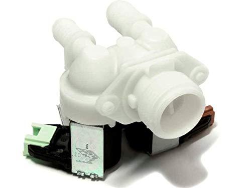 Electroválvula doble 2 vías carga agua lavadora Rex Electrolux Aeg 3792262101