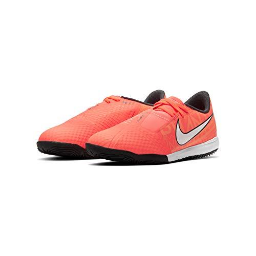 Nike Hallenschuh für Kinder Fußball Sportunterricht Jr. Phantom Venom Academy IC Indoor (28 EU)