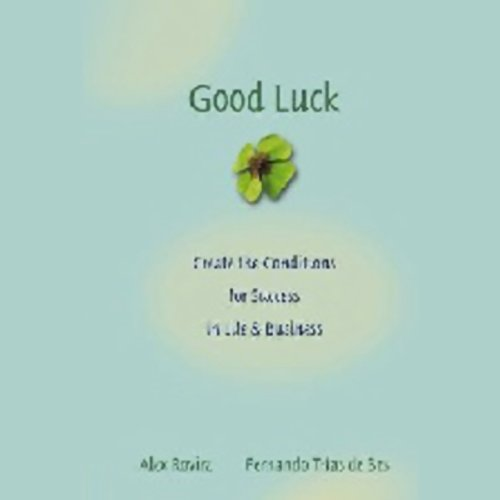 Good Luck audiobook cover art