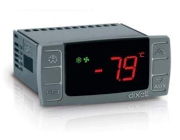 Dixell Digital Temp Control Panel Thermostat, Model XR03CX, Atosa # W0302163