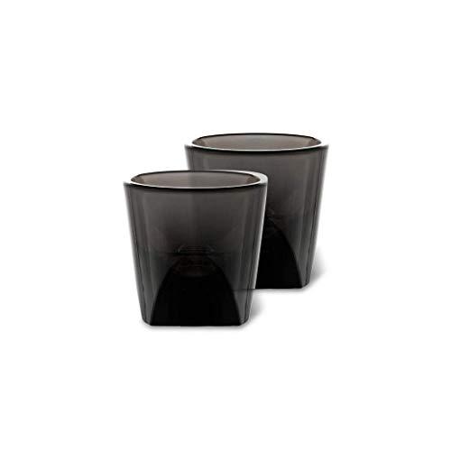 notNeutral VERO Espressoglas, 85 ml, Rauchgrau (2)