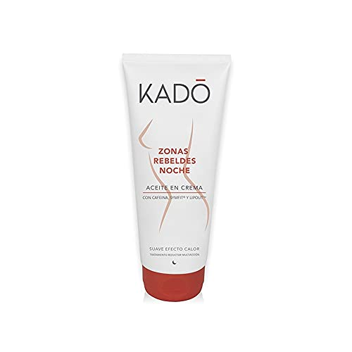 Kado Gel Anticelulítico Aceite Crema Tratamiento Reductor Multiacción - 200 ml.