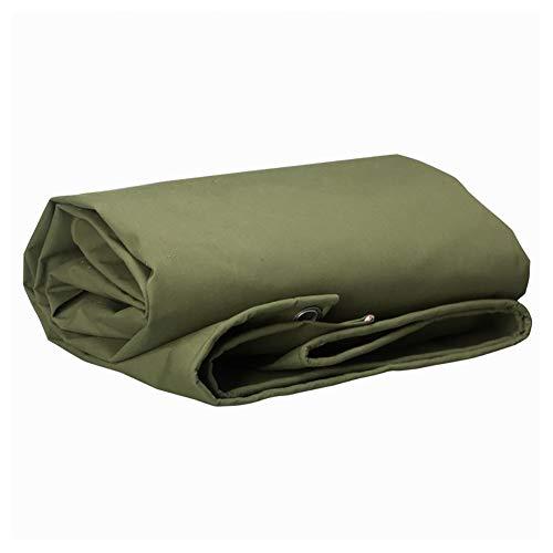 Bâche Bâches imperméables portatives, couverture se pliante de meubles, toile extérieure résistante de bâche, 650G / M² (Size : 4M×6M)