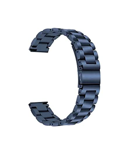 BNBUKLTD - Correa de silicona para Fitbit Inspire/HR, Hombre, color * Azul, tamaño Talla única