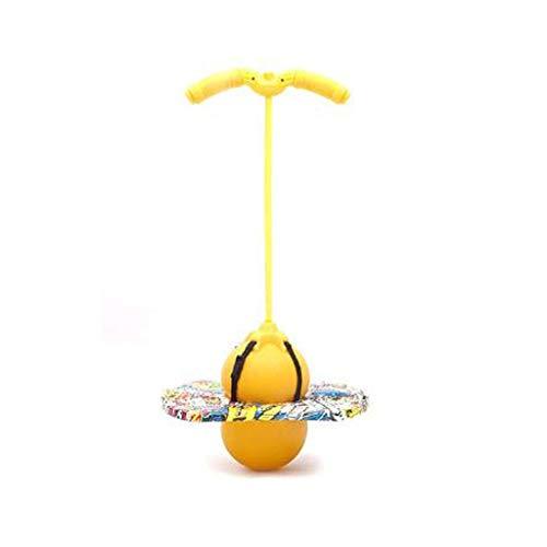 XIAOYAN Hüpfstange Pogo Jumper Ball, Stelzen Fly Jumper Fitness Training Kurs Fitnessformung Stärken...