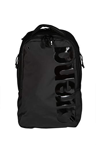 Arena Backpack 30L Fast Urban 3.0 All Laptop Backpack - Black, One Size