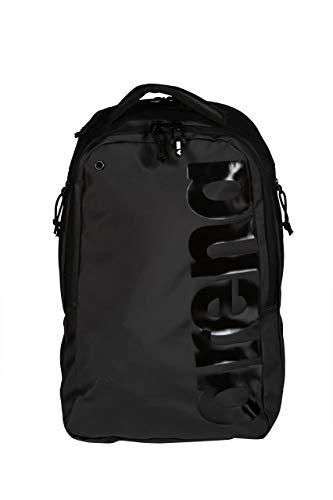 ARENA Erwachsene Rucksack 30L Fast Urban 3.0 All Black, black, one size, 002492