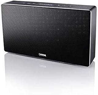 Canton 03682 金榜MusicboxS重低音无线蓝牙音箱 钛合金漆 音乐盒 S 黑色