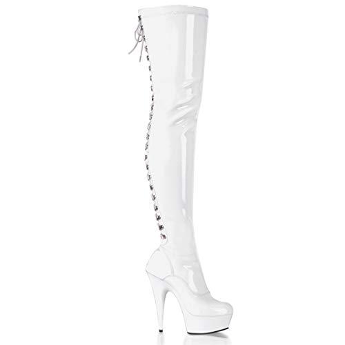 Pleaser Women DELIGHT-3063/W/M Boots