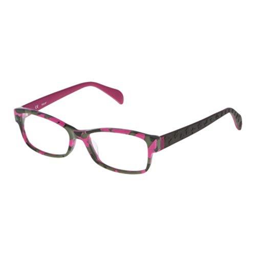 Tous Damen VTO877520GED Sonnenbrille, Violett, 52/16/135