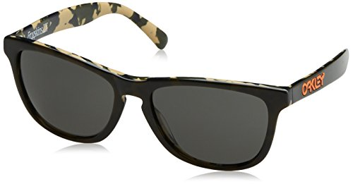 Oakley Global Frogskin LX Gafas de sol, Night Camo, 56 para Hombre