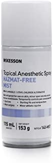 McKesson Topical Anesthetic Spray 115 mL