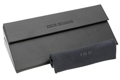 Christian Dior Homme Gafas de Sol Caso y de lente de pano