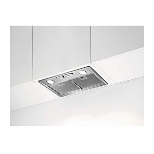 Groupe filtrant Electrolux LFG615X - Hotte aspirante Intégrable - largeur 52 cm - Débit d'air maximum (en m3/h) : 705 - Niveau sonore Décibel mini. / maxi. (en dBA) : 46 / 63
