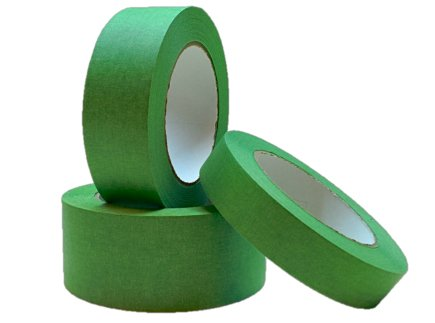 Masking Tape - Green Painter's Grade mart Yds x 48mm 60 Challenge the lowest price of Japan ☆ 55M; 2