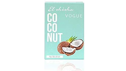 El Shisha Knorpel für El Shisha Vogue Kokosnuss