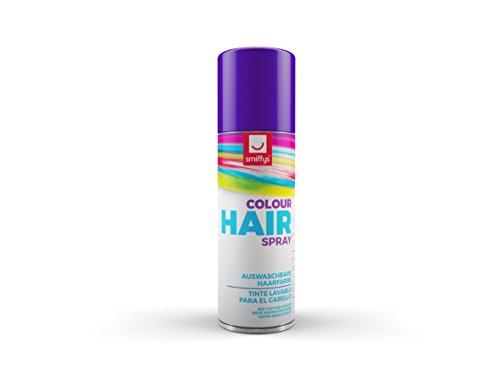 Smiffy's 052P - Haarfarbe Spray, 125 ml