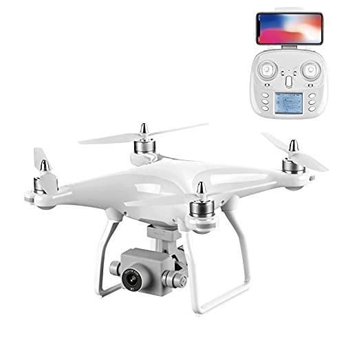HAOJON Drone Quadcopter Plegable, cardán de 3 Ejes con cámara de 8K, Foto de 48MP, Tiempo de Vuelo de 35 Minutos, Transferencia de imágenes 5G, posicionamiento GPS, Retorno Inteligente