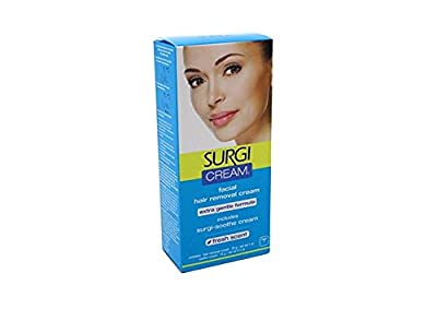 SURGI-CARE Hair Remover Extra Gentle Formula for Face by Everready First Aid