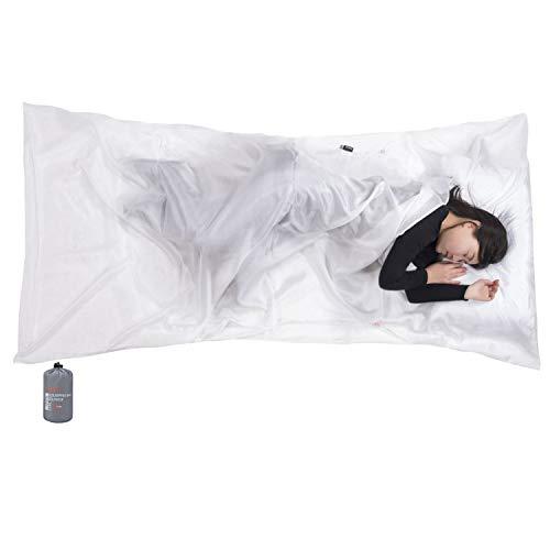 BROWINT Seidenschlafsack Bild