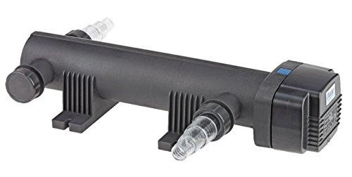 OASE 56837 UVC Vorklärgerät Vitronic 18 W | Teichklärer | Algenbekämpfung | UVC-Klärer