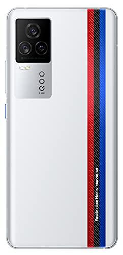 iQOO 7 Legend 5G (Legendary Track Design, 8GB RAM, 128GB Storage) |Extra INR 2000 Off on Exchange