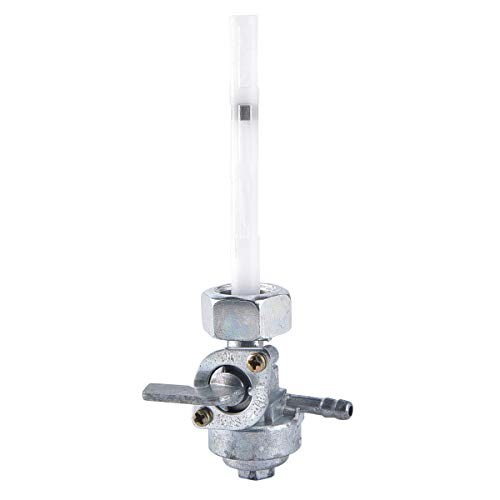 Válvula de bomba de combustible de 14 mm, grifo de gasolina con filtro de repuesto para motocicleta china 50 cc, 70 cc, 90 cc, 110 cc, 125 cc, 150 cc