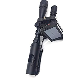 LED IR Night Vision Scope Cameras,Binoculars, Telescopes & Optics Wildlife Cameras HD Eyepiece Large Display Perfect for Outdoor Observation