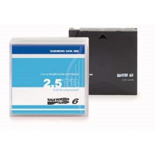 Tandberg LTO-6 Cartridge pre-Labeled 5-Pack OV-LTO901605