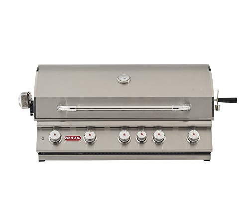 Bull Outdoor Products BBQ 57569 Brahma 90,000 BTU Grill Head, Natural Gas 12-Month a Financing Grills Products Propane Service with