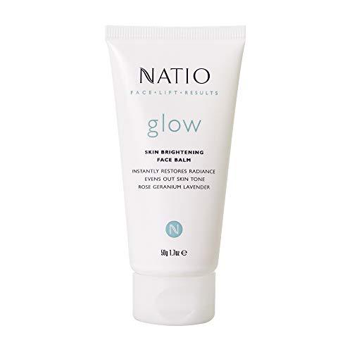 Natio, Crema viso illuminante, 50 g