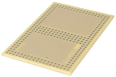 """Unique Universal Board 2"""" X 3"""" SMT and Through Hole Prototype Board All Footprints"""