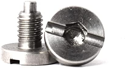 Ultra-Cheap Deals 2 X Max 48% OFF Sunwayfoto SS Location Screws Stainless Steel L for Plate