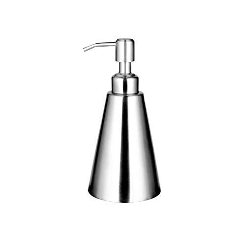 Botella Jabón Líquido Moderno Acero Inoxidable del Estilo loción Tarro de Almacenamiento de Botellas Botella Artículos for el hogar desinfectante de la Mano de baño Cocina