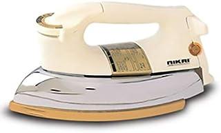 Nikai Sole Plate Iron With Thermal Fuse & 3 Pin Plug Dry Iron NDI724N Multi Color