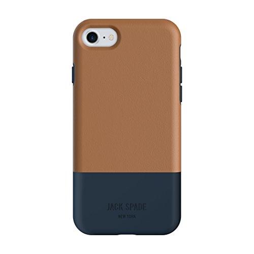 Vanga Jack Telefono Cellulare Custodia per Apple iPhone 7–Tech Oxford Grigio/Nero