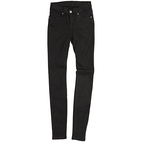 Dr. Denim Dixy Jeans schwarz XS